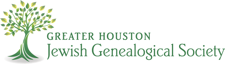 Greater Houston Jewish Genealogical Society